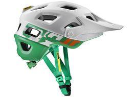 Mavic Casco Crossmax Pro Blanco y Verde 2018