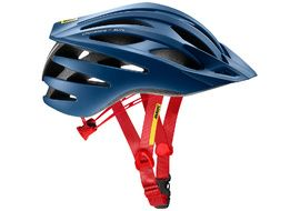 Mavic Casco Crossride SL Elite Azul y Rojo 2018
