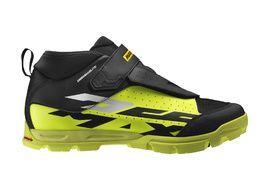 Mavic Zapatillas Deemax Elite Amarillo Fluo 2018