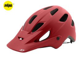 Giro Casco Chronicle Mat Rojo 2018