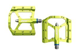 HT Components Pedales Evo AE05 Verde 2019