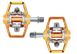 HT Components Pedales T1 Naranja 2020
