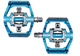 HT Components Pedales X2 Azul