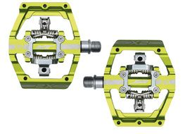 HT Components Pedales X2 Apple Green