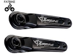 Race Face Bielas Turbine CINCH Fatbike 190 mm Negro 2019