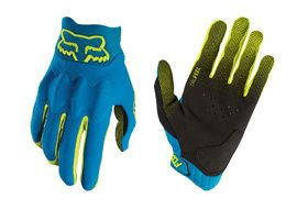 Fox Guantes Attack D3O Teal 2017
