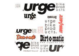 Urge Kit de stickers
