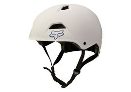 Fox Casco Flight Sport Blanco - Talla S 2018
