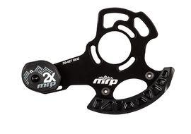 MRP Guia cadena 2X Negro