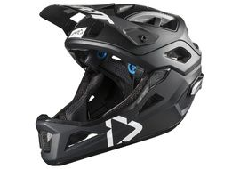 Leatt Casco DBX 3.0 Enduro V1 Negro / Blanco 2020