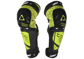 Leatt Rodilleras 3DF Hybrid EXT Lime 2018