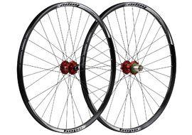 Hope Pareja de ruedas Tech Enduro Pro 4 29'' Rojo 2019