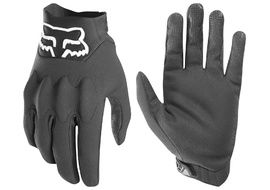 Fox Guantes Attack Fire Negro