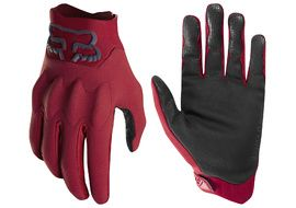 Fox Guantes Attack Fire Rojo