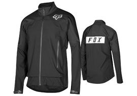 Fox Chaqueta Attack Water Negro