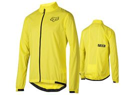 Fox Chaqueta Attack Wind Amarillo