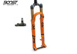 "Fox Racing Shox Horquilla 32 Float SC Remote 29"" Factory FIT4 - 15x110 Boost - Naranja 2020"