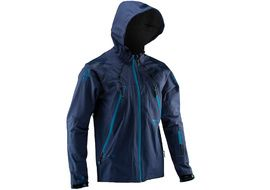 Leatt Chaqueta DBX 5.0 All Mountain Azul 2020