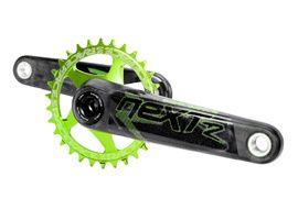 Race Face Conjunto de pedalier Next R Verde 2020