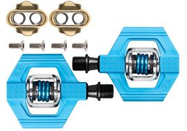 Crank Brothers Pedales Candy 1 Azul 2020