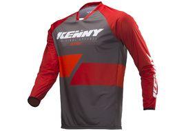 Kenny Maillot Defiant Rojo 2019