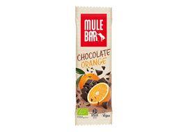 Mulebar Barrita energetica Chocolate, Naranja