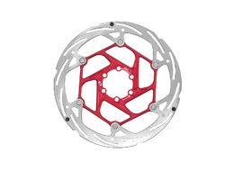 OnOff Disco de Freno 2 piezas CNC Rojo