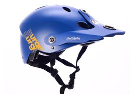 Urge Casco All-In Azul / Naranja 2018