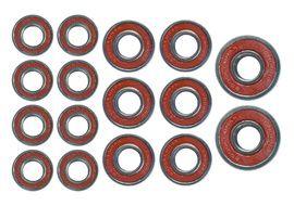 Enduro Bearings Kit de rodamientos ABEC 3 Max para Mondraker Sistema Zero 7
