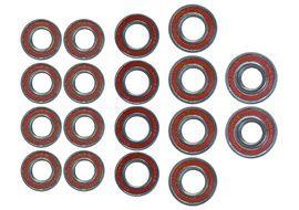 Enduro Bearings Kit de rodamientos ABEC 3 Max para Mondraker Sistema Zero 10