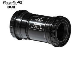Black Bearing Pedalier PF46 68/73 B5 para eje DUB (28,99 mm)