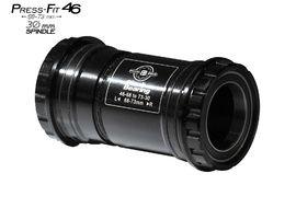 Black Bearing Pedalier PF46 68/73 B5 para eje 30 mm 2019