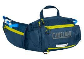 Camelbak Riñonera de hidratación Repack LR 4 - Azul y Amarillo