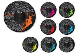 Slicy Tapón de dirección Logo PureBike