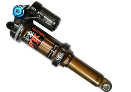 Fox Racing Shox Amortiguador Float DPX2 Factory Trunion - 205x62.5 mm 2019