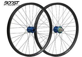"""Hope Parejas de ruedas Fortus 30 Azul 27,5"""" Boost 2020"""