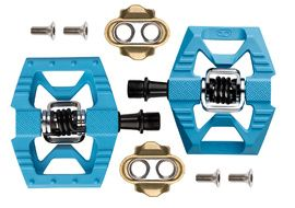 Crank Brothers Pedales Double Shot 1 Azul 2021