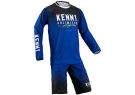 Kenny Traje Factory Azul 2020