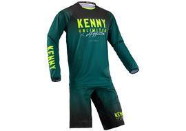 Kenny Traje Factory Verde 2020