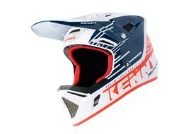 Kenny Casco Decade Patriot Azul Blanco y Rojo 2020