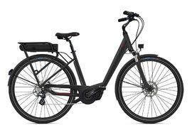 O2feel Bicicleta Electrica VOG D9 Trekking Negro - E6100 400Wh 2020