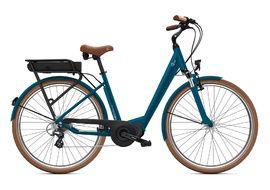 O2feel Bicicleta Electrica VOG D8 Azul - E5000 400Wh 2020