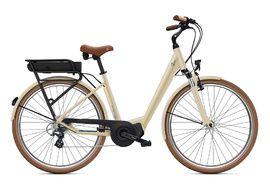 O2feel Bicicleta Electrica VOG D8 Blanco - E5000 400Wh 2020