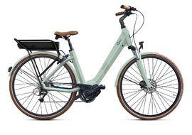 O2feel Bicicleta Electrica Swan D8 Verde - E5000 400Wh 2020