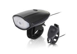 Hornit Bocina y luz delantera Lite USB de 250 lumens