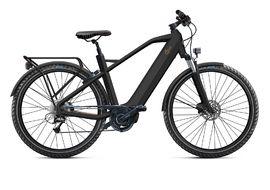 O2feel Bicicleta Electrica Iswan Explorer Man Negro - E6100 431Wh 2020