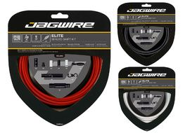 Jagwire Kit cables y fundas cambio Universal Elite Sealed