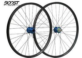 """Hope Parejas de ruedas Fortus 26 Azul 27,5"""" Boost 2020"""