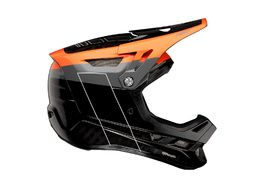 100% Casco Aircraft Carbon Darkblast 2020