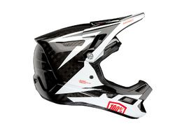100% Casco Aircraft Carbon Rapidbomb Blanco 2020